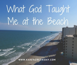 What God Taught Me From the Beach