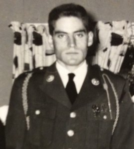 My dad served in the U.S. Army at Fort Bliss.